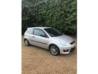 2005/55 Ford Fiesta zetec s