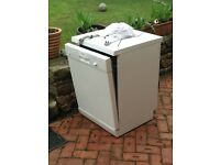 Bosh dishwasher for scrap spares or repair