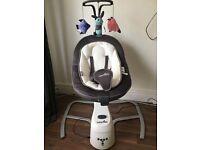 Babymoov swoon motion - zinc. Swing chair