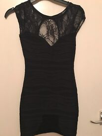 Quiz black dress size 6