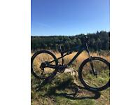 Kona Precept 130 Mountain Bike