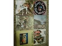 39 LP's, records, vinyl albums