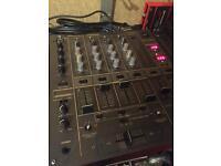 Pioneer DJM600 mixer