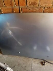 Ford focus mk 2 bonnet 2 front doors blue