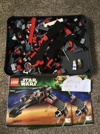 Lego Star wars Stealth Fighter 75018