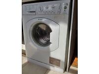 Hotpoint Aquarius Washing Maschine, 6KG capacity