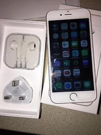 iPhone 6s 16bg unlocked boxed swap iphone 7plus