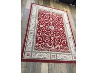2 Matching rugs excellent condition size