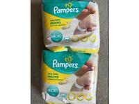 Free 48 micro nappies