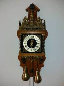 Pretty Dutch clock