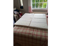 Bespoke Travel Cot Mattress/Excellent Condition/Comfortable