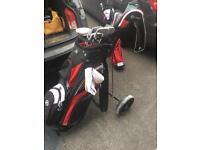 FAZER Golf Set with trolley