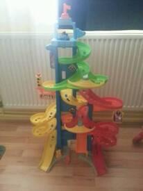 Little people city Skyway toy