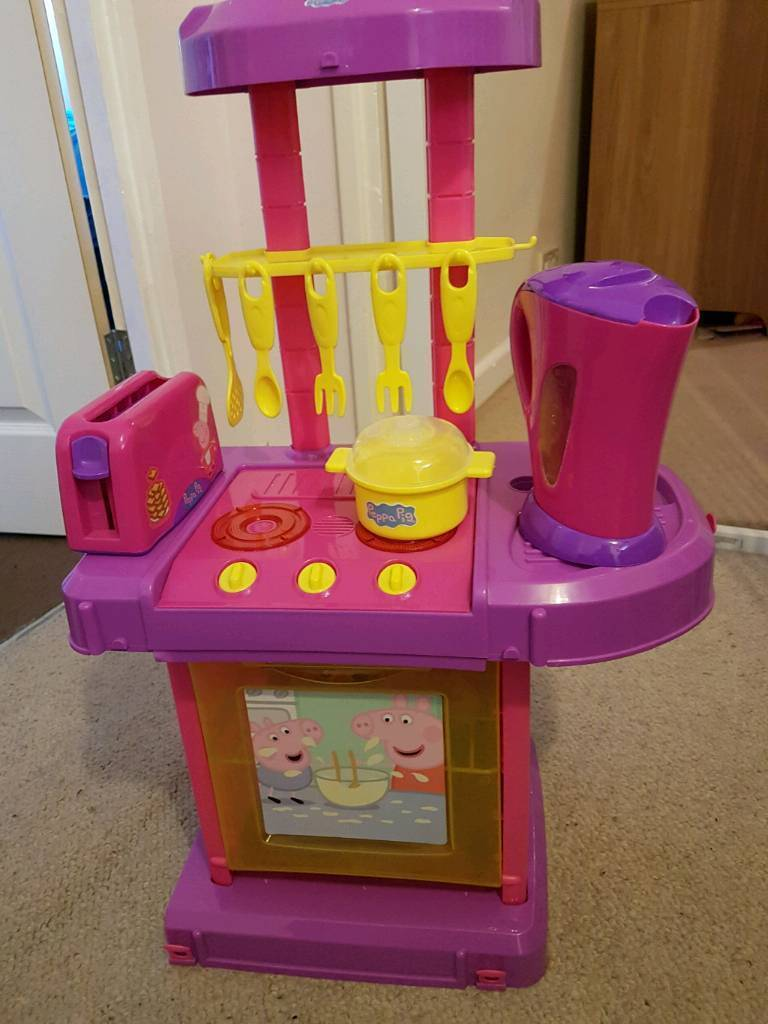 Peppa Pig Kitchen Playset In Stoke On Trent Staffordshire Gumtree