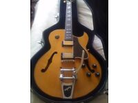 Rare, Collectors ,1988 Greco Super Real RS-90 with Bigsby Electric Guitar for sale
