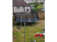 16ft trampoline for sale