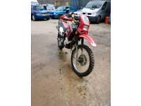 Ss 200 import motorbike