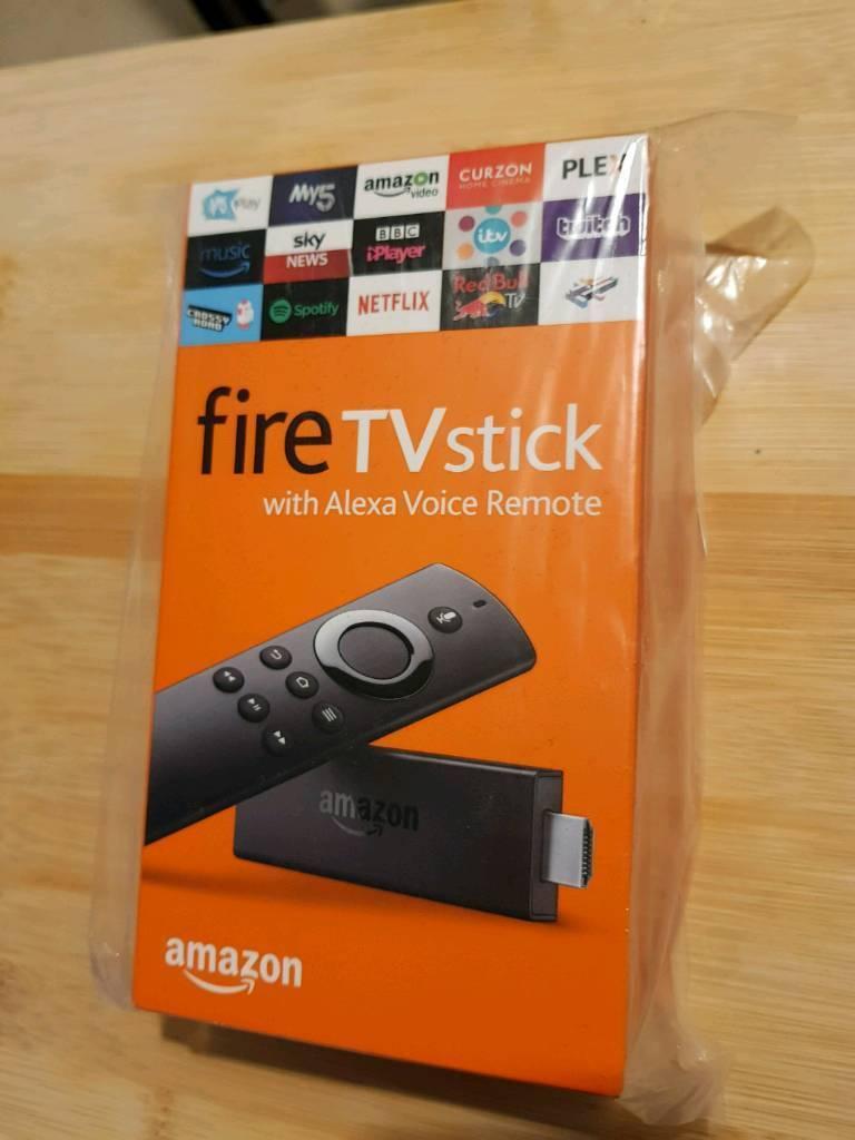 Amazon Firestick 2nd Gen Brand New unopened