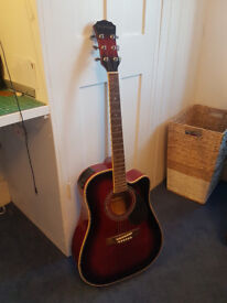 Freshman Electro Acoustic: A bargain in great condition