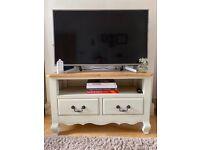 TV Stand Media Unit Oak Furniture Land