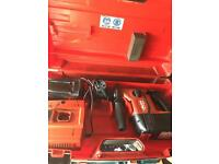Hilti Te 6-A36 AVR Cordless Rotary Hamerdrill. Come With One Battery Case And Charger