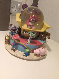 Toy story 3 snow globe with working tune