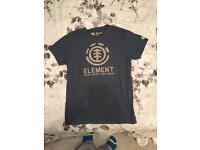 Element mens tshirt XS