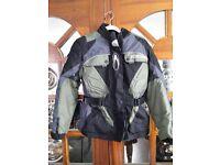 Richa Taurus Ladies Motorcycle Jacket (Small)