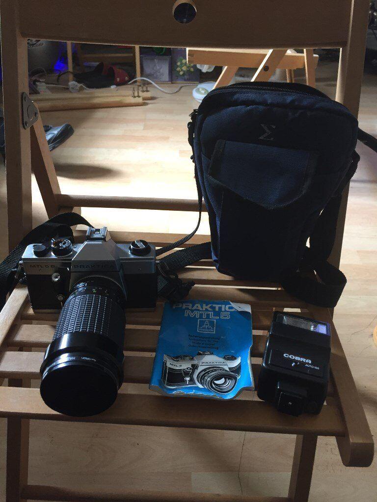 Praktica MTL 5 35mm Camera