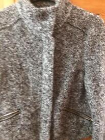 Whistle woollen jacket