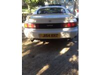Toyota mr2 gt sports good condition genuine car