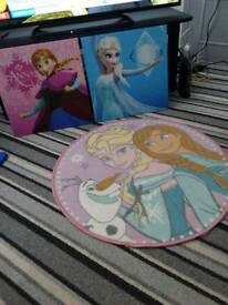 Frozen Bedroom Accessories
