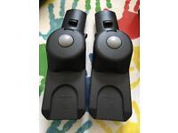 Brand new iCandy Apple2Pear car seat adaptors for MaxiCosi car seat