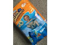 Huggies Little Swimmers Swim Pants Size 5-6