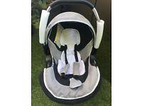 Hauck infant car seat (0-6 months)