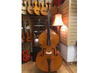 3/4 East German Double Bass