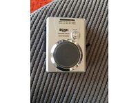 Portable Casette Player by BUSH