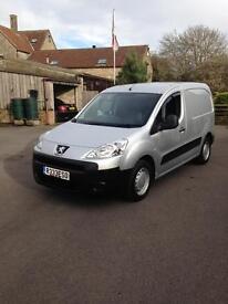 2012 Peugeot partner only 70k no VAT