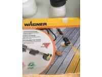 Wagner paint sprayer