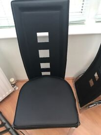 Free six dinner chair for DIY