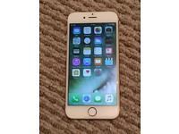 Apple iPhone 6S 16gb Rose Gold on 02