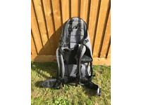 Baby/child backpack carrier