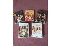 The Hills- DVD Sets Of Series 1, 2, 3, 4, & 5 - (88 Episodes)