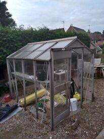Greenhouse Free for collection Rothley