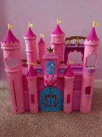 Princess castle&accessories