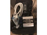 For sale Sleep apnea resmed autoset brand new with all accessories