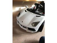Kids electric ride on car 12v - with remote control