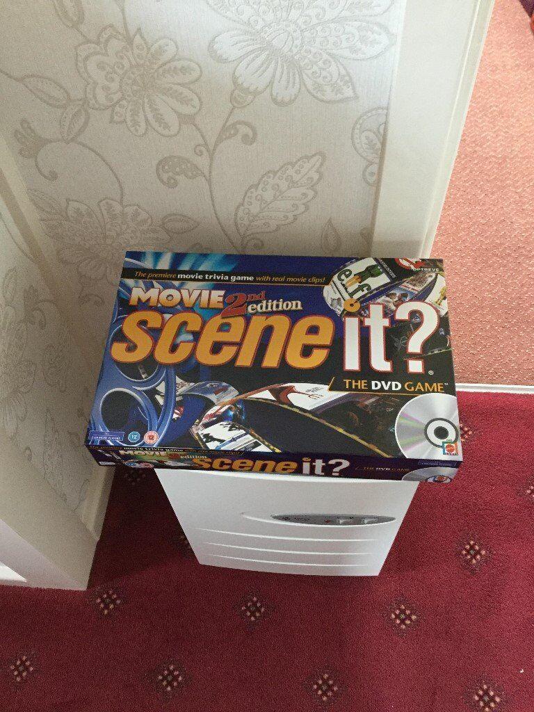Scene-it board game