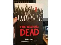 Walking dead hardcover 1-11