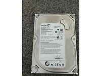 SEAGATE 500GB PC INTERNAL HARD DRIVE (pipeline hd2) ST3500312CS